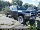 Salvage Car 2009 Chevrolet Silverado 2500HD